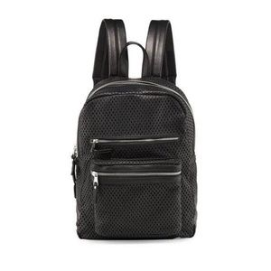 Ash Danica Perforated Backpack
